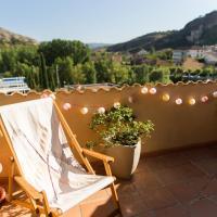 Ático con terraza en Graus-Pirineo de Huesca