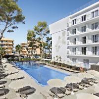 Hotel Riu Concordia, hotel en Playa de Palma