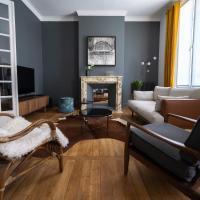 Centre ville - Appartement 3 chambres & Terrasse - La Clé des Sacres