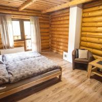 Ubytovanie Dobšinská Ľadová Jaskyňa, hotel in Stratená