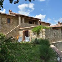 Casale in Val d'Orcia tra Montalcino Pienza Bagnovignoni