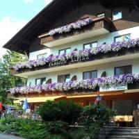 Pension Alpina, hotel in Obsteig