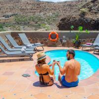 Casa Cueva El Caidero, hotel in Artenara
