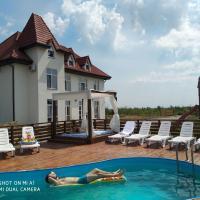 Крайнеба, готель у місті Заставне