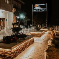 Hotel A Veiga, hotel in Samos