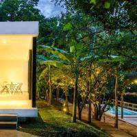 MECUMA Villas de lujo independientes en plena jungla Guanacaste