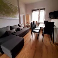 Apartament Szklarka