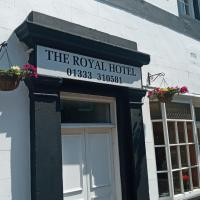 The Royal Hotel, hotel in Anstruther