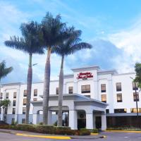 Hampton Inn & Suites San Jose Airport, hotel in Alajuela