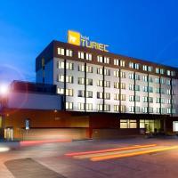 Hotel Turiec, hotel in Martin