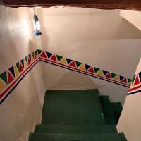 بيت القرية التراثية, hotel em Tanomah