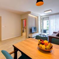 Luxury apartment Concept