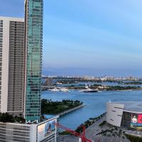 Miami Luxury Sunset and Sunrise View
