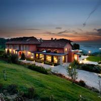 Relais Villa D'Amelia, hotell i Benevello