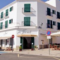 Hotel Jeni & Restaurant, hotel en Es Mercadal