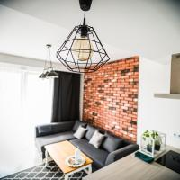 Apartament Ceglany Komin