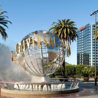 Hilton Los Angeles-Universal City, hotel in Los Angeles