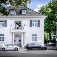 Luxus Design-Loft und Apartment im Villenviertel