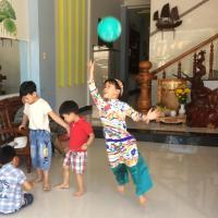 Sunny Homestay, hotel near Tuy Hoa Airport - TBB, Ðông Tác (1)