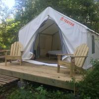 Tentrr Signature - S'More Memories Camp