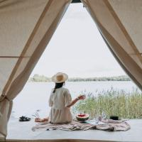 Glamping Erve Hasselo