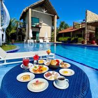 Pousada Villa Pantai, hotel em São Miguel dos Milagres