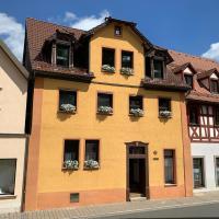 Villa Ammonit, Hotel in Pottenstein