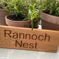 The Rannoch Nest, Kinloch Rannoch