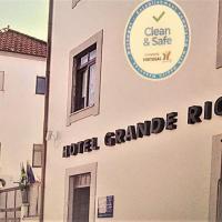 Hotel Grande Rio, hotel v Portu