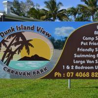 Dunk Island View Caravan Park, hotel in Mission Beach