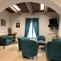 Casa per ferie Gens Petilia, hotell i Pitigliano