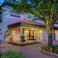Best Western Plus Palm Court Hotel, hotel in Davis