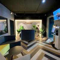 The Atelier Boutique Hotel, hotel near Kota Kinabalu International Airport - BKI, Kota Kinabalu