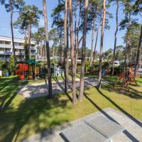 Centrum Wypoczynku i Rehabilitacji Jantar, hotel in Dziwnówek