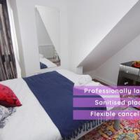 Air Host and Clean - Hornsey Place - Sleeps 9 - Heart of Anfield