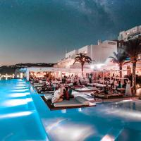 Cavo Tagoo Mykonos: Mikonos'ta bir otel