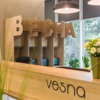 Hotel Vesna, hotel in Truskavets