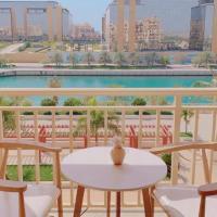 Bay la sun , Luxury apartment with nice view, hotel em King Abdullah Economic City