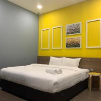 Frame Hotel, hotel in Pudu, Kuala Lumpur
