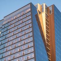 Роскошные люкс апартаменты в небоскрёбе Prime House 12 этаж Прайм Хаус