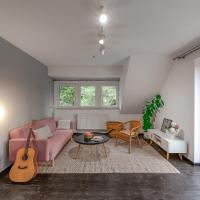 Das Wiesenhaus: Wohnen direkt am Rhein