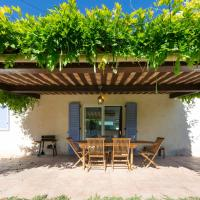 Holiday house in Cap d'Antibes with garden close to the sea