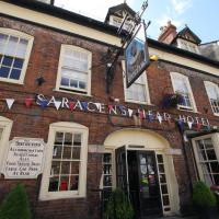 The Saracens Head Hotel, hotel in Highworth