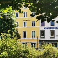 Rheinufer am Hindenburgpark, hotel in Bingen am Rhein
