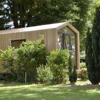 Das Wiesenhaus: Wohnen im Tiny House direkt am Rhein