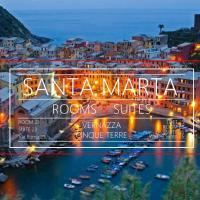 Santa Marta Rooms 23, hotel in Vernazza