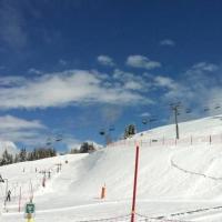 Studio pour deux aux pieds des pistes de ski COLLET D ALLEVARD, hotel in Allevard