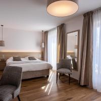 ロジ ホテル デュ ラック ドゥ ラ マディーヌ、Heudicourt-sous-les-Côtesのホテル