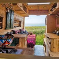 Cornish campervan - van hire only, no pitch