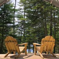 Tentrr - Whispering Pines, hotel in Stony Creek